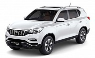 Mahindra Alturas G4 4X4 AT