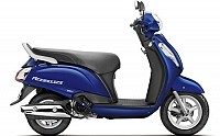 All New Suzuki Access 125 Drum