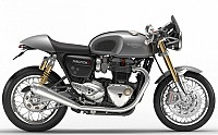 All New Triumph Thruxton R