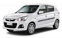 Maruti Alto K10 VXI Option