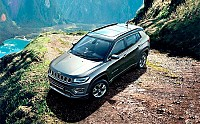 Jeep Compass 1.4 Limited Option Black