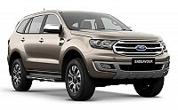 Ford Endeavour Titanium Plus 4X4