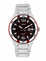 Casio Women Maroon Dial Watch pictures
