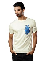 Locomotive men off white t-shirt002 pictures
