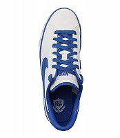 Nike Sweet Classic Leather White Blue Photo pictures
