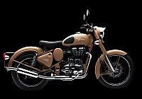 Royal Enfield Classic Desert Storm Photo pictures