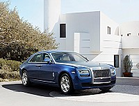 Rolls Royce Ghost Extended Wheelbase pictures