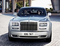 Rolls Royce Phantom Coupe pictures