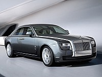 Rolls Royce Ghost Extended Wheelbase Photo pictures