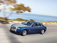 Rolls Royce Ghost Extended Wheelbase Picture pictures