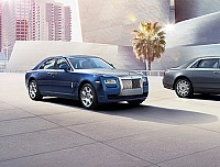Rolls Royce Ghost Extended Wheelbase Image pictures