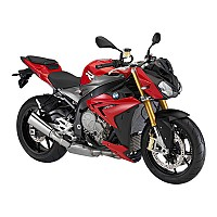 BMW S1000R Racing Red pictures