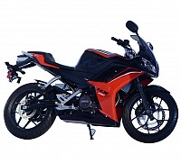 Hero HX250R Black Red pictures