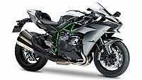 Kawasaki Ninja H2 Mirror Coated Black pictures