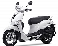 Yamaha Delight White pictures