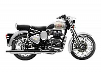 Royal Enfield Classic 350 Silver pictures
