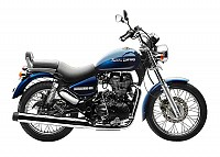 Royal Enfield Thunderbird 500 Marine pictures