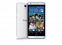 HTC Desire 620 Dual SIM White Front,Back And Side pictures