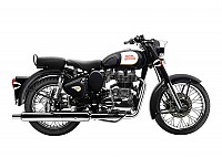 Royal Enfield Classic 350 Black pictures