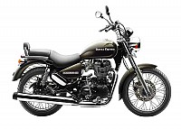 Royal Enfield Thunderbird 500 Lighting pictures