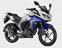 Yamaha Fazer FI Version 2.0 White Cloud pictures