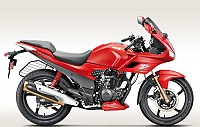 hero karizma Sport Red pictures