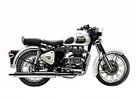 Royal Enfield Classic 350 Ash pictures