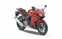 Honda CBR 500R Red pictures