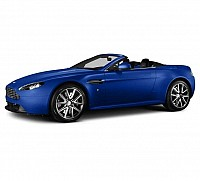 Aston Martin Vantage V8 Roadster Picture pictures