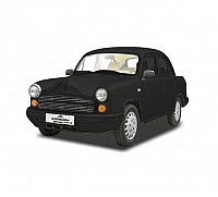 Hindustan Motors Ambassador Classic 2000 DSZ AC Photo pictures