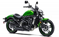 Kawasaki Vulcan 650S Candy Lime Green pictures