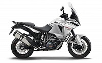 KTM 1290 Super Adventure white pictures