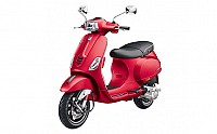 vespa sxl 150 Matt Red pictures