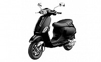vespa sxl 125 Matt Black pictures