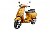 vespa sxl 125 Orange pictures