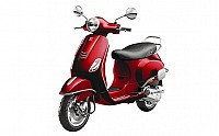 vespa vxl 125 Red pictures