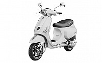 vespa sxl 125 White pictures