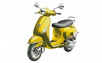 vespa vxl 125 Yellow pictures