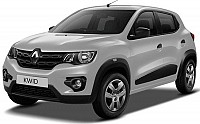 Renault KWID RXT Driver Airbag Option Image pictures