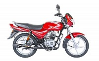 Bajaj CT 100 Flame Red pictures