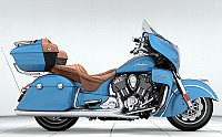 Indian Roadmaster Blue Diamond pictures