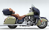 Indian Roadmaster Springfield Blue Ivory Cream pictures