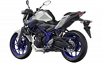 yamaha mt-03 Picture pictures