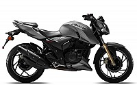 tvs apache rtr 200 Matte Gray pictures