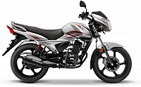 TVS Victor Serene Silver pictures