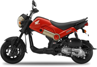 Honda Navi Patriot Red pictures