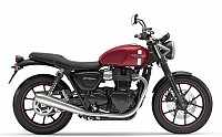 triumph street twin Cranberry Red pictures