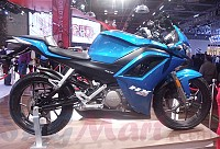 Hero HX250R Blue pictures