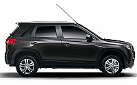 Maruti Vitara Brezza Granite Grey pictures