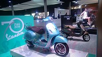 Vespa GTS 300 Picture pictures